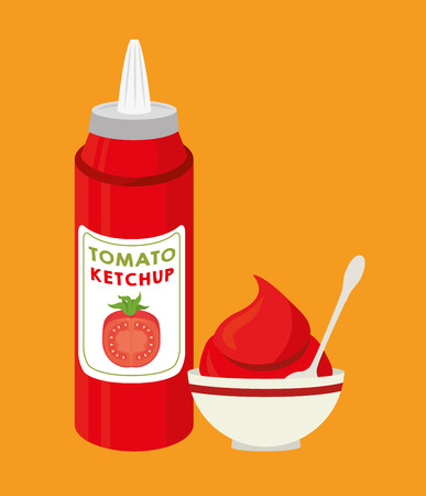 nutritive: Food digital design, vector illustration Illustration