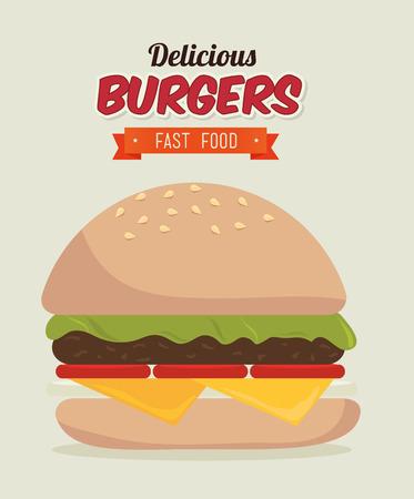 aliment: Food digital design, vector illustration