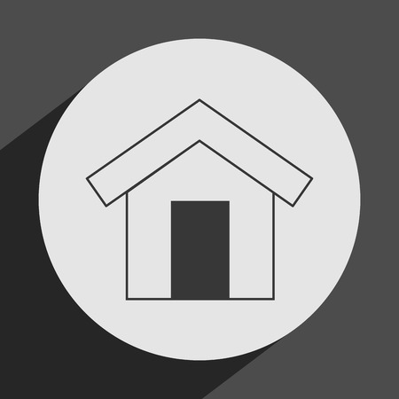 property management: real estate  icon design, vector illustration eps10 graphic