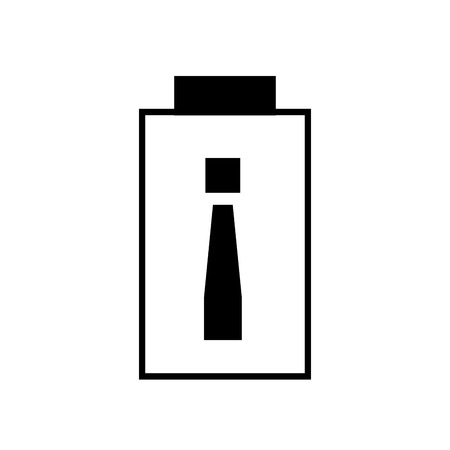 energy needs: battery icon design, vector illustration eps10 graphic