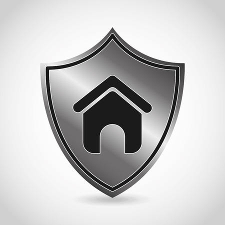 guard house: web icons design, vector illustration eps10 graphic