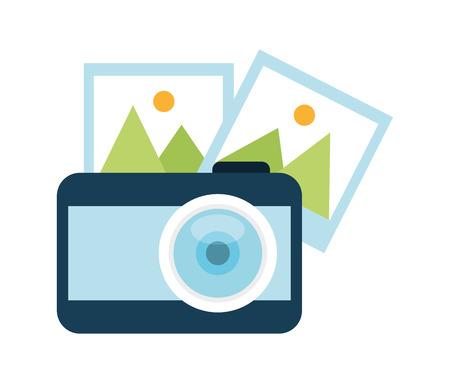 photography: photography Icon Design, Vektor-Illustration eps10 Grafik
