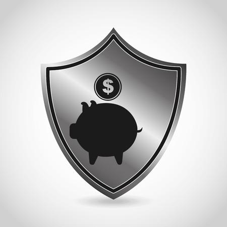 money icon design, vector illustration eps10 graphic Vector