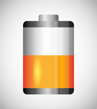 battery concept design, vector illustration graphic