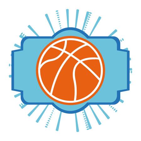 madness: basketball sport design, vector illustration eps10 graphic Illustration