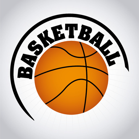 madness: basketball sport design, vector illustration