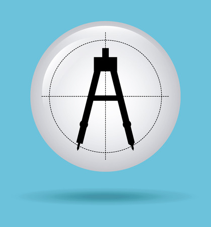 taget: construction concept design, vector illustration eps10 graphic Illustration