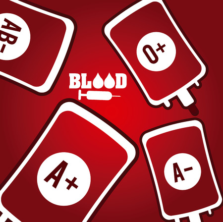 frame less: donate blood design, vector illustration eps10 graphic