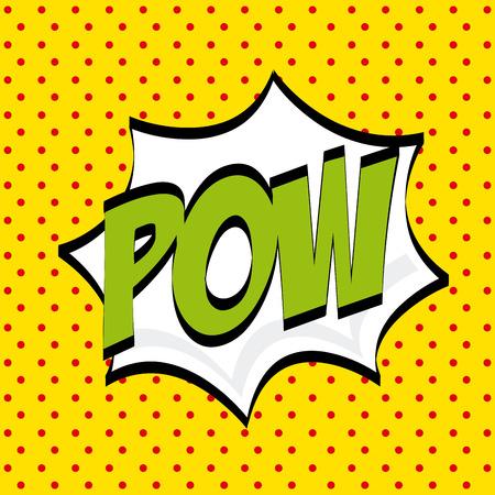 art thinking: pop art design, vector illustration eps10 graphic
