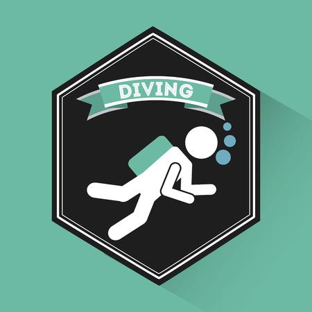 extreme: extreme sport design, vector illustration