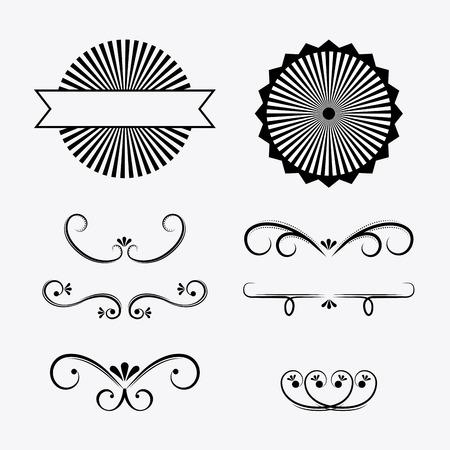 label retro: dise�o retro etiqueta, ilustraci�n vectorial