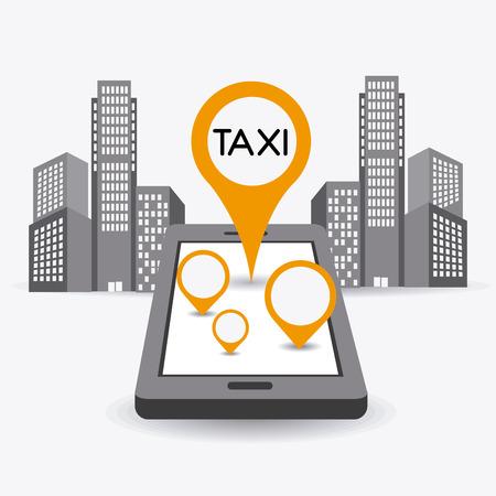 taxi: Taxi service design, vector illustration eps 10.