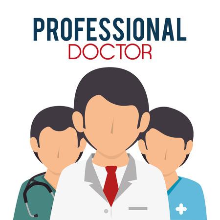 proffesional: Medical digital design, vector illustration eps 10.