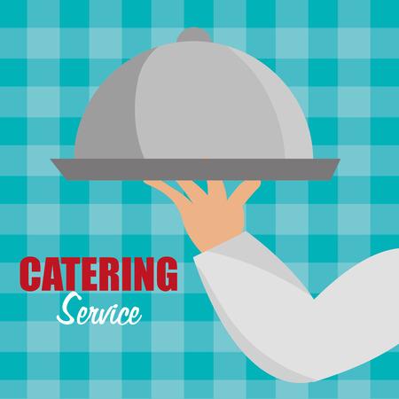 nutriments: Restaurant digital design, vector illustration eps 10.