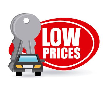 dealership: vehicular trade design, vector illustration eps10 graphic