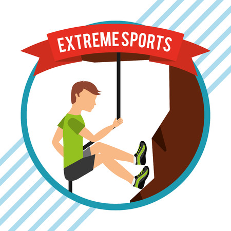 eps10: extreme sport design, vector illustration eps10 graphic
