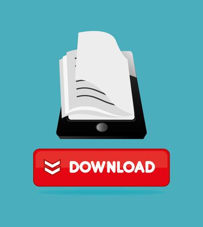 digital download: Download digital design, vector illustration eps 10.
