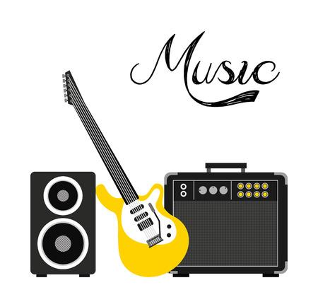 lyrics: music online design, vector illustration   graphic