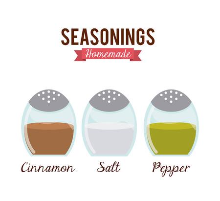 homemade: homemade food design, vector illustration  graphic Illustration
