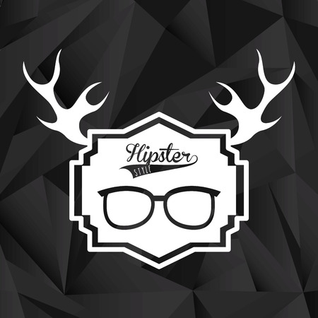 chunk: hipster lifestyle design, vector illustration e ps10 graphic