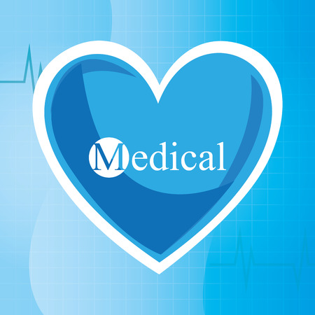 care: medical care design, vector illustration eps10 graphic