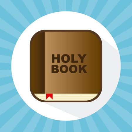 psalm: holy bible design, vector illustration eps10 graphic