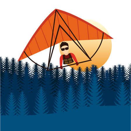 eps10: extreme sport design, vector illustration eps10 graphic