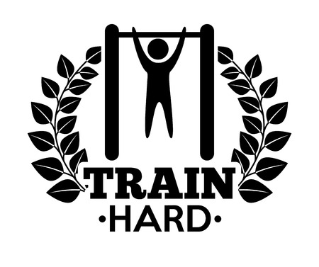 hard: train hard design