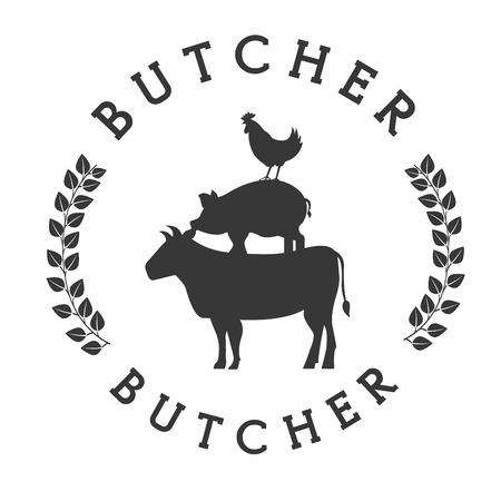 seal butcher design