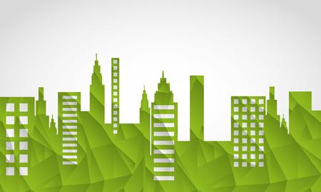 think green design,  Ilustração