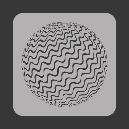 sphere icon: sphere icon design