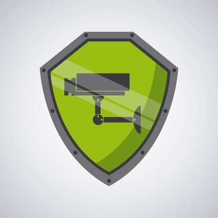 サイバー セキュリティ設計、ベクトル イラストレーション グラフィック  イラスト・ベクター素材