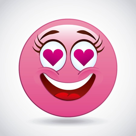 emoticons: cartoon emoticons design, vector illustration  graphic