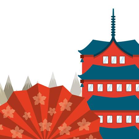 japanese culture: japanese culture design, vector illustration eps10 graphic