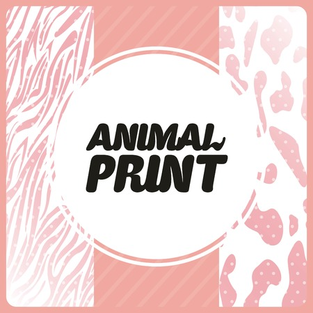 camouflage pattern: animal print design, vector illustration eps10 graphic Illustration