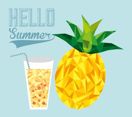 eps10: best summer design, vector illustration eps10 graphic