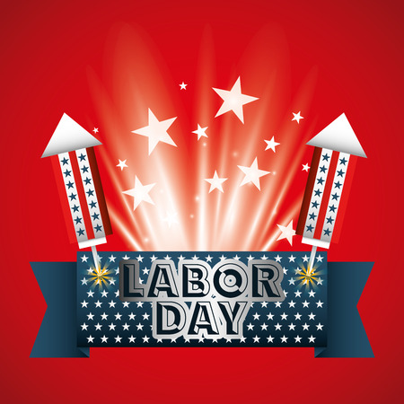 labor day: labor day design, vector illustration eps10 graphic Illustration