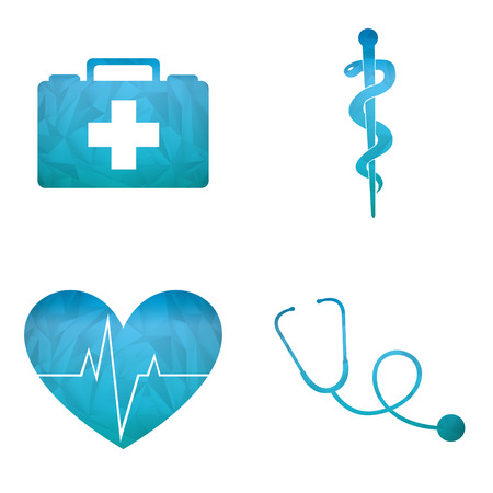 medical heart: design, vector illustration eps10 graphic Illustration