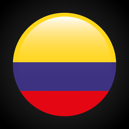 colombian: colombian emblem design, vector illustration eps10 graphic