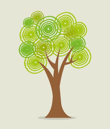 turismo ecologico: Diseño digital Ecología, ilustración vectorial eps 10.