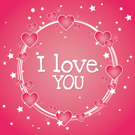 romantic: Romantic love design, vector illustration eps 10. Illustration