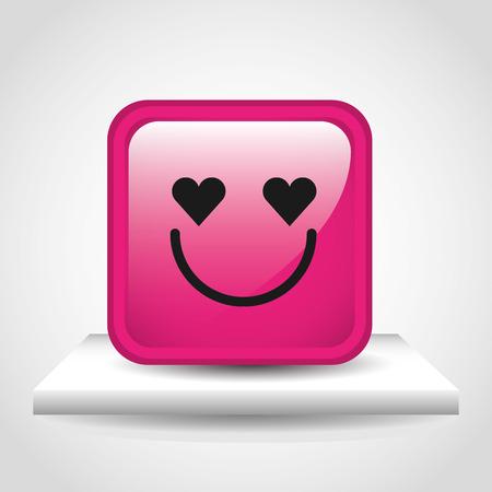 emoticons: emoticon icon design, vector illustration eps10 graphic