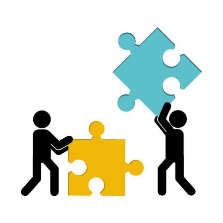 teamwork people: teamwork concept design, vector illustration eps10 graphic