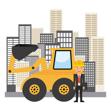 under: under construction design, vector illustration eps10 graphic Illustration