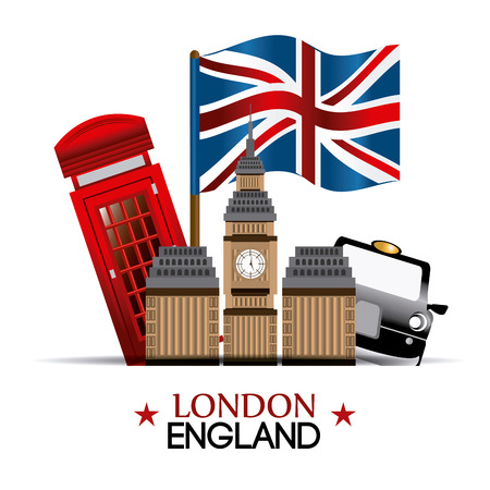 UK london design, vector illustration eps 10.