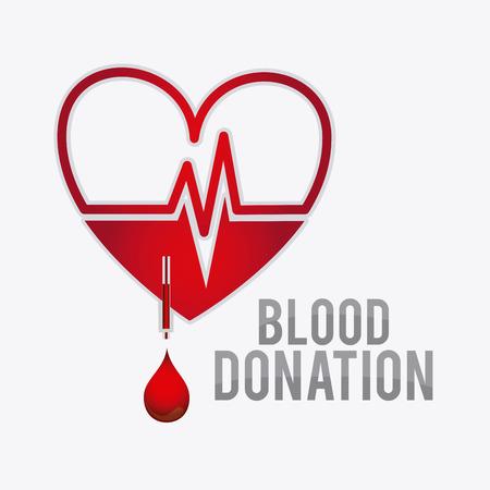 blood drops: Blood donation design, vector illustration eps 10.