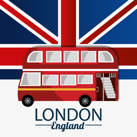 british culture: UK london design, vector illustration eps 10.
