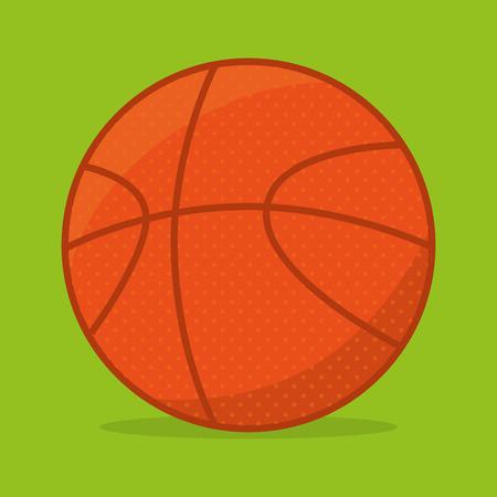 sport cartoon: Sports digital design, vector illustration.
