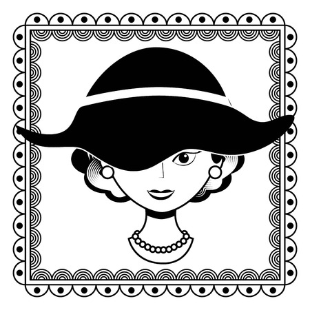 label retro: retro label design, vector illustration eps10 graphic