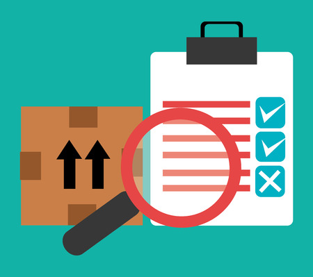 article marketing: Delivery design, vector illustration eps 10. Illustration